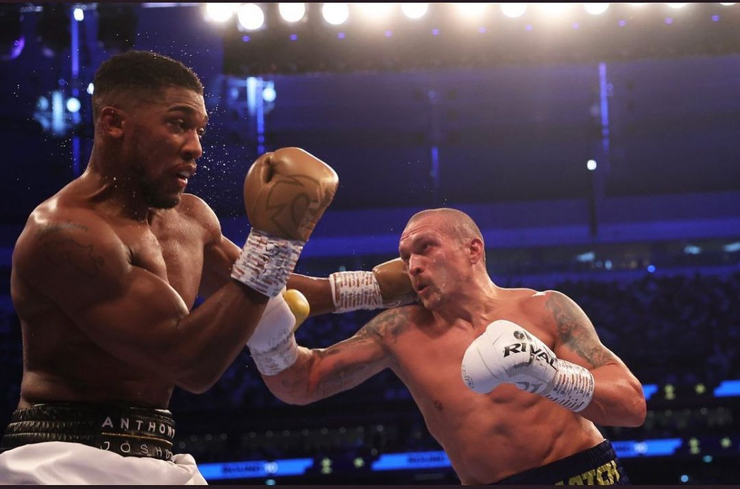 Anthony Joshua 'will bounce back' and take rematch after Oleksandr Usyk  defeat